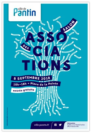 Salon des Associations de pantin - Samedi 8 septembre 2018