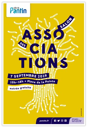 Salon des Associations de Pantin 2019